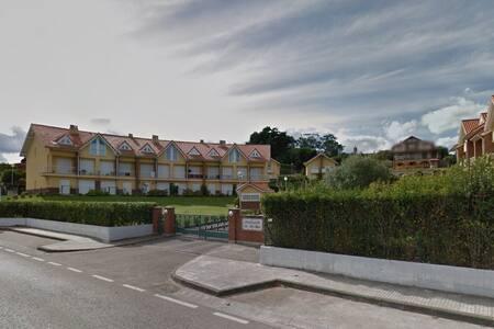 Apartamento cerca playa con vistas - 코미야스