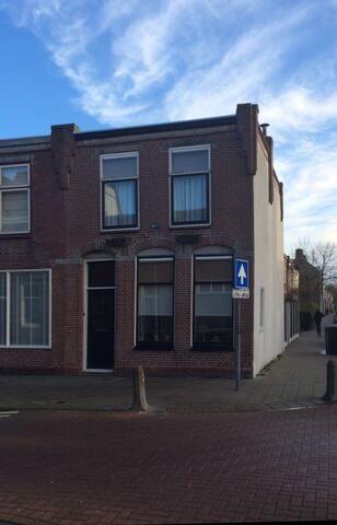 Complete woning in het centrum van Den Helder