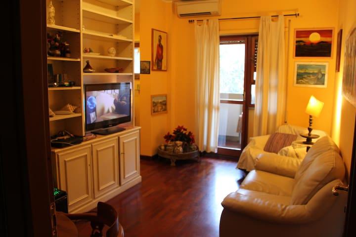AFFITTASI APPARTAMENTO AMMOBILIATO - Roma - Apartamento