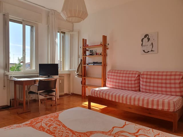 Wonderful room in the city centre
