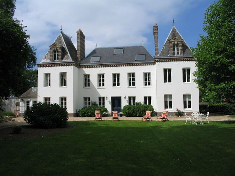 Douce france la mazurelle chambres d 39 h tes louer - Chambre d hotes haute normandie ...
