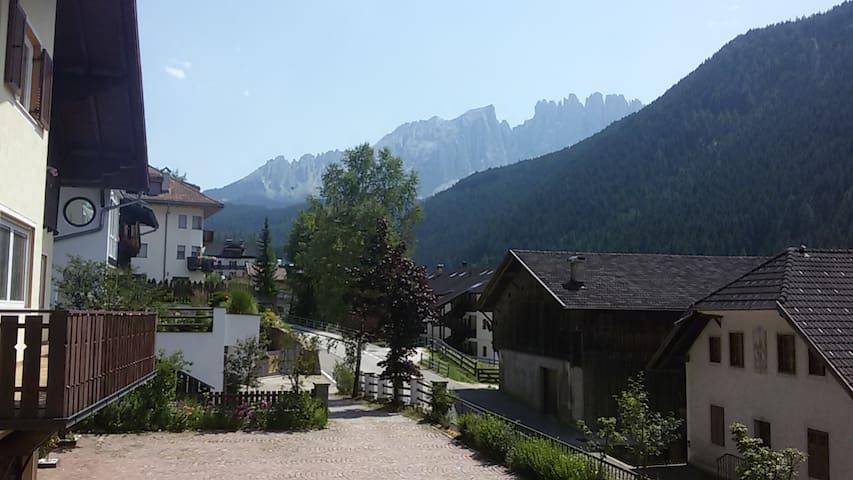 Panorama Latemar