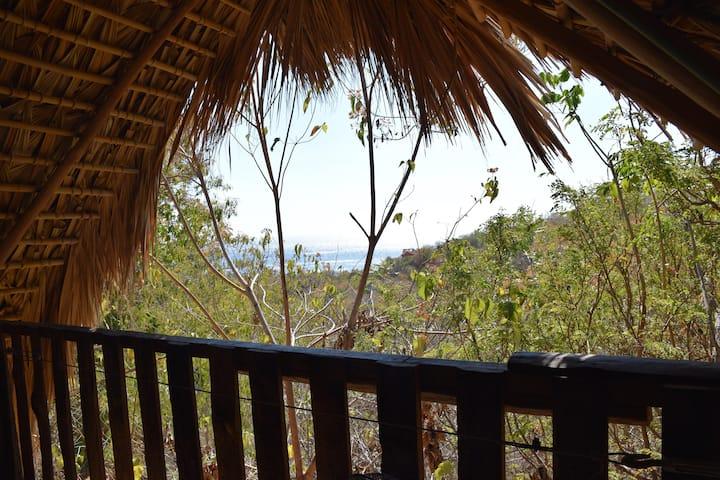 Casa Bugambilia, vista al Mar en Mazunte!
