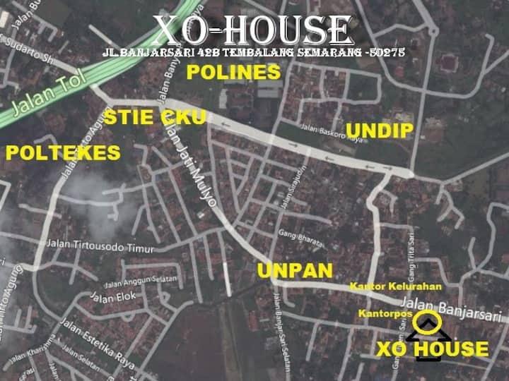XO-House Kost Putri (Women Guest House)