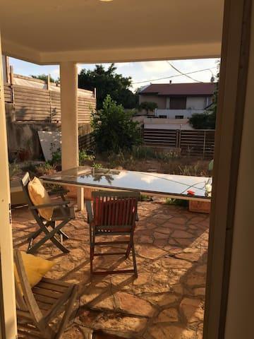 Garden Studio Apartment - Herzliya - Byt