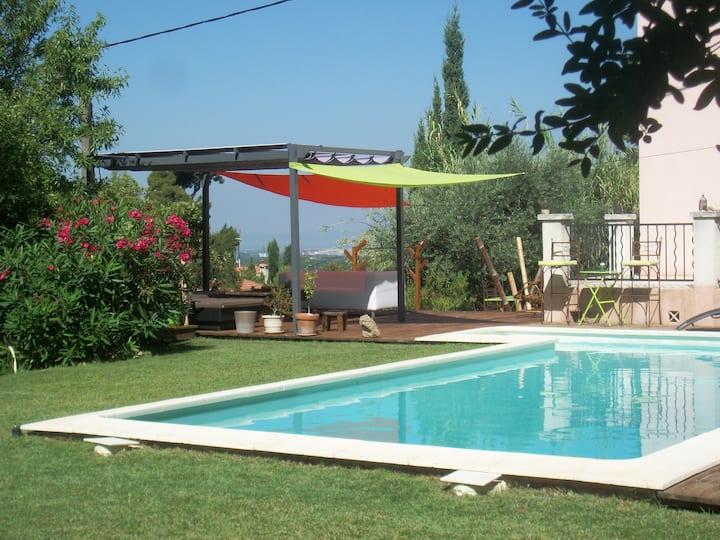 Bienvenues chez vous en Provence