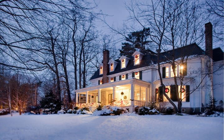 Historic Charm in the Berkshires