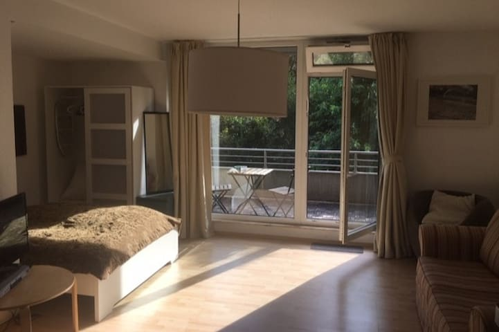 Komfortables und ruhiges  Apartment/ Homeoffice