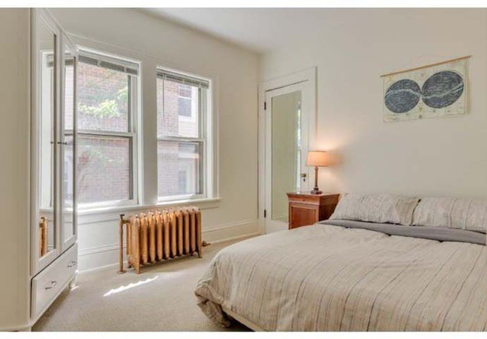 charming 1 BR downtown, female preferred