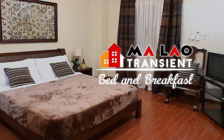 M.A. Lao Ilocos Transient - Studio Unit