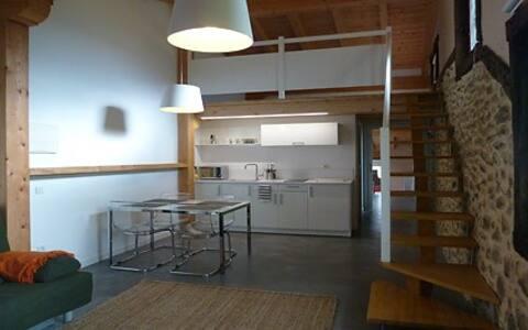 Apartamento Mari en Parke Natural Aratz-Aizkorri!