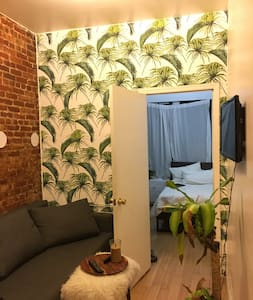 Cozy private Room in Bushwick, Brooklyn - Appartamento