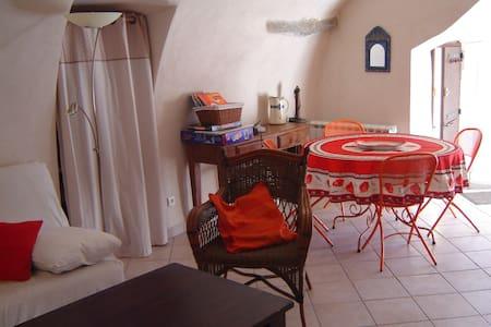 Appartement vouté Htes-Alpes typé - Aspres-lès-Corps - Apartamento
