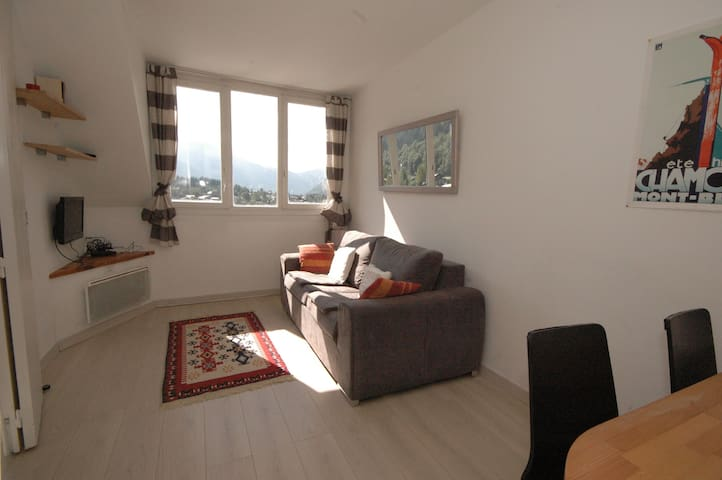 Modern and cosy top (7th) floor Apartment, CB707 - Chamonix-Mont-Blanc - Apartament