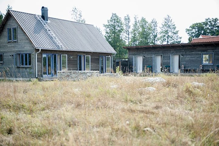 Beautifully located house on Fårö - Gotland N