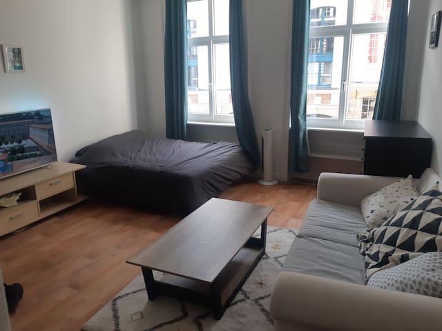 Studio cosy situé au coeur du vieux Lille.