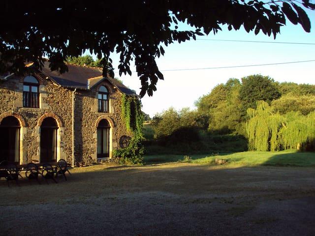 La Tarare grand gîte chaleureux - Saint-Hélen - Ev