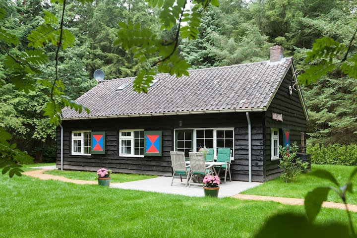 Romantic luxury cottage in forest - Vierhouten - Talo