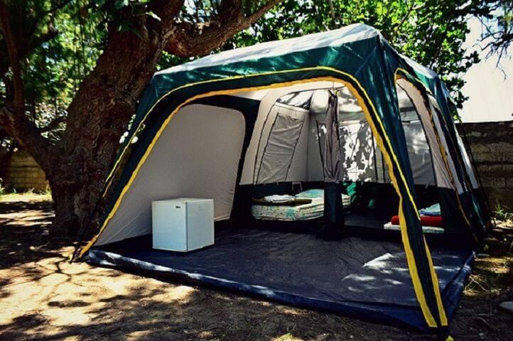 Rethymno Camping Tend