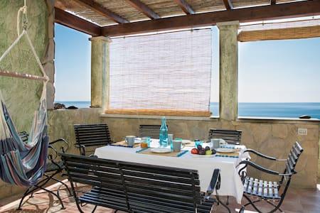 Stunning view villa South Sardinia - Porto Corallo
