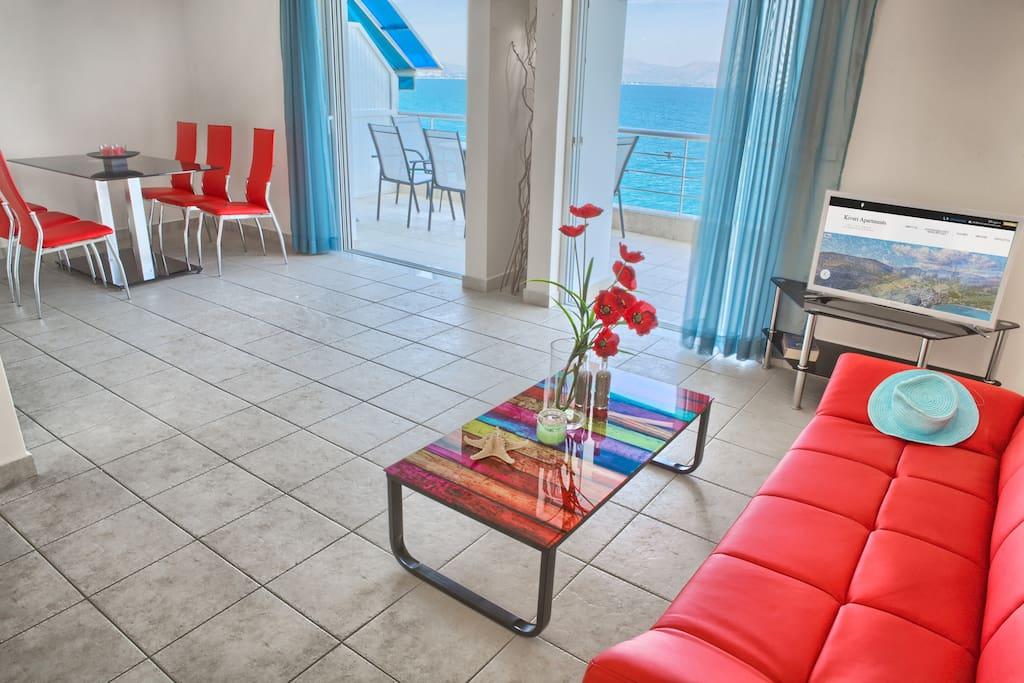 Beachfront - Seaview - Balcony