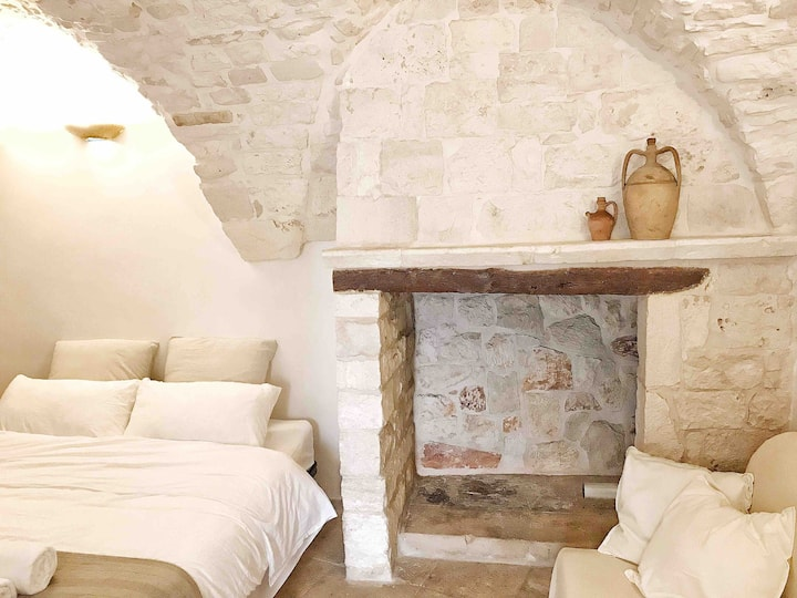 Apartment in the old centre of Cisternino