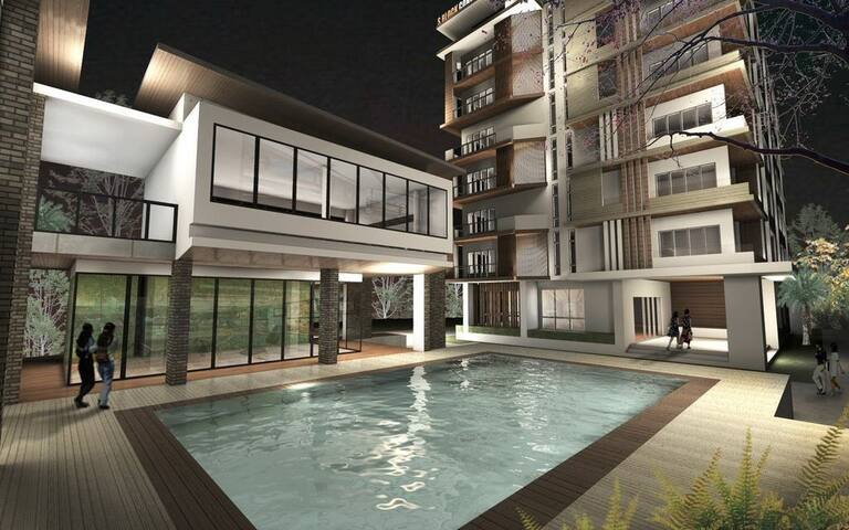 where..luxury meets convenience - Khon Kaen - Apartment