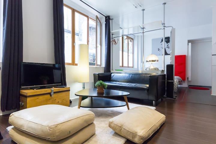 Studio Lille's Main Square - Lille - Pis