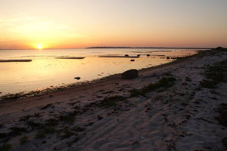 Samsø - Seaview and sundown - 薩姆索島(Samsø)