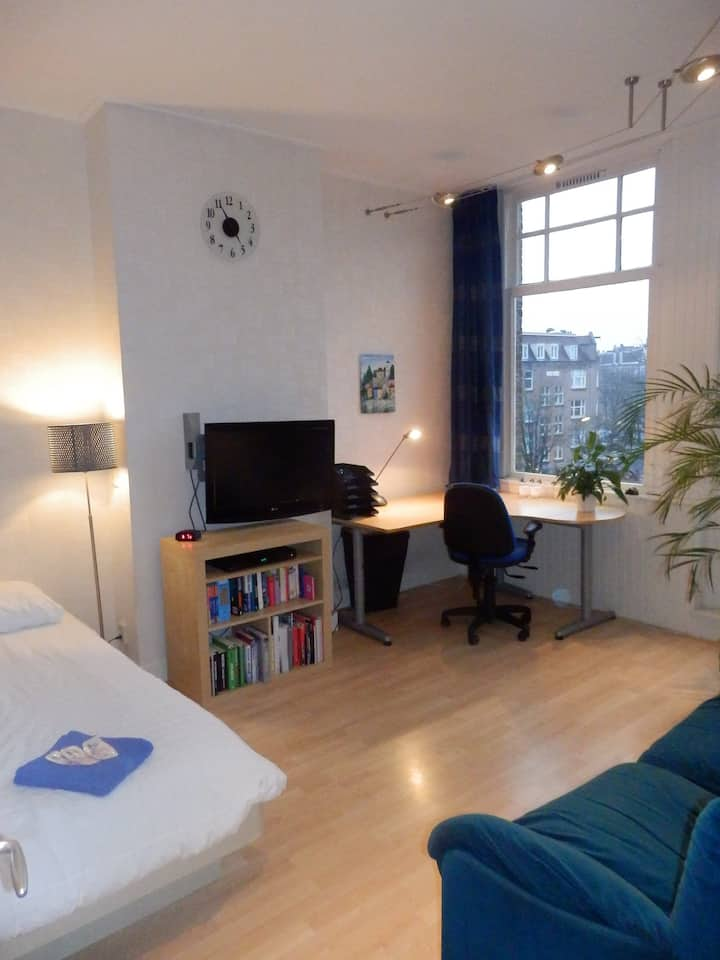 Comfortable, spacious double room