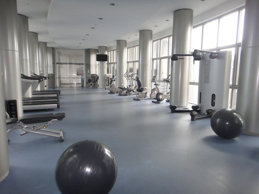 Gym at 24th floor