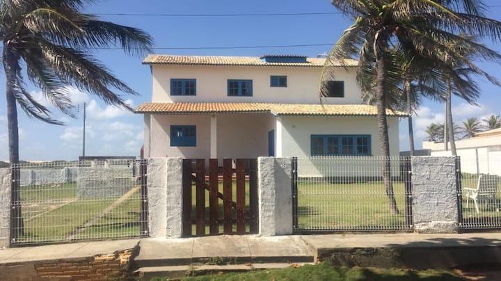 Casa na paradisíaca Praia das Fontes