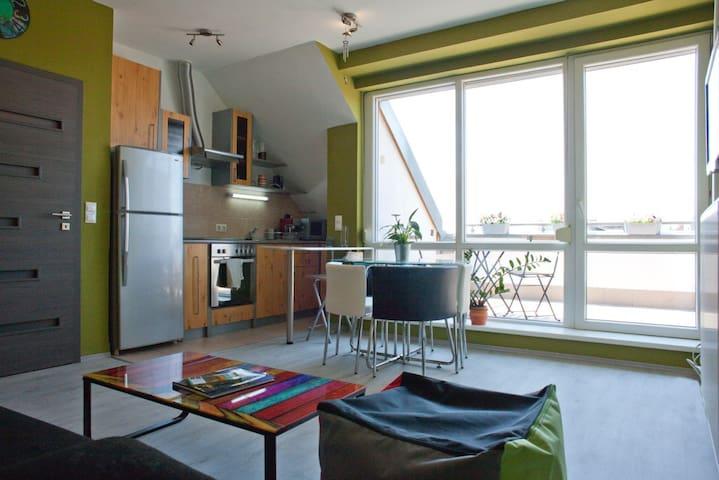 Ludmilla Apartment - Nagyvárad tér - Boedapest - Appartement