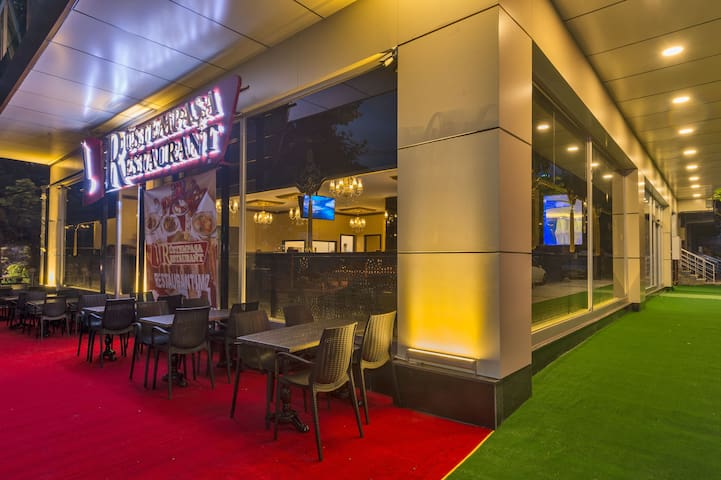 NEW MY WORLD ATATÜRK AİRPORT HOTEL - Estambul - Bed & Breakfast