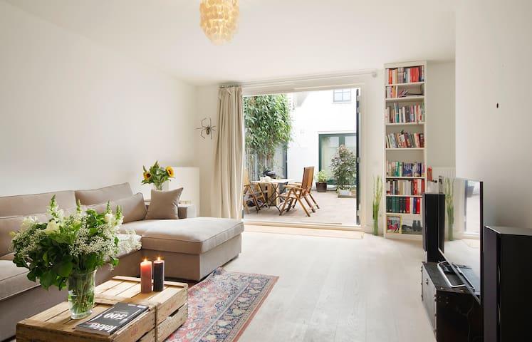 Light & Luxurious home near center - Amesterdão - Apartamento