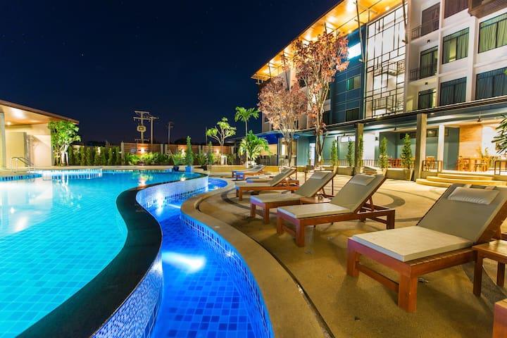 The Tama Hotel, Krabi