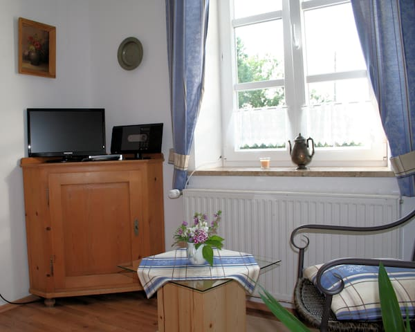 Einzelzimmer BERGQUELL - Ottobeuren - Bed & Breakfast