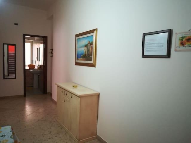 Entrata-corridoio