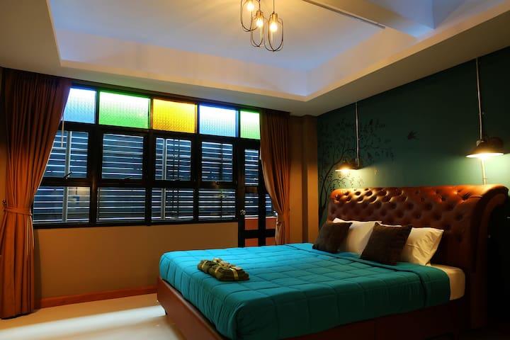 บ้านอ้อม ปราณบุรี - Tambon Khao Noi - Departamento