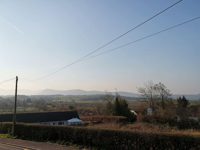 View from Arlecdon Cottage