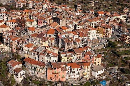 Belvédère village, sud vue vallée - Belvédère - 公寓