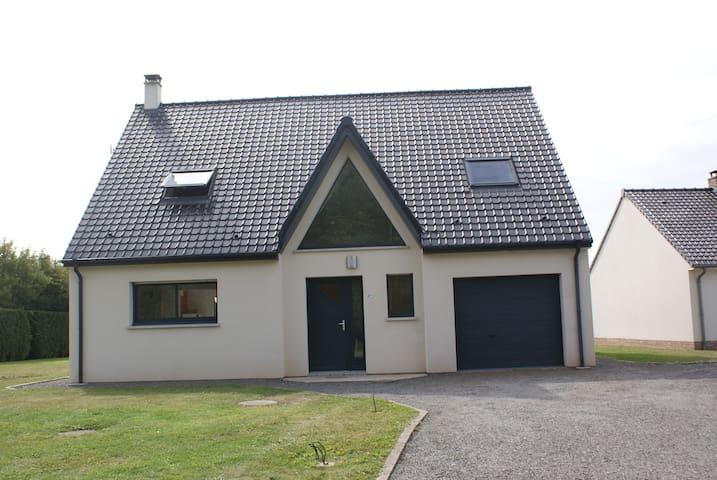 Maison spacieuse avec terrain - Dohem - House