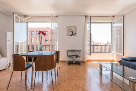 Flat in Salamanca district, Madrid - Madrid - Wohnung