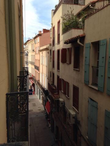 Appartement centre historique - Perpignan - Apartment