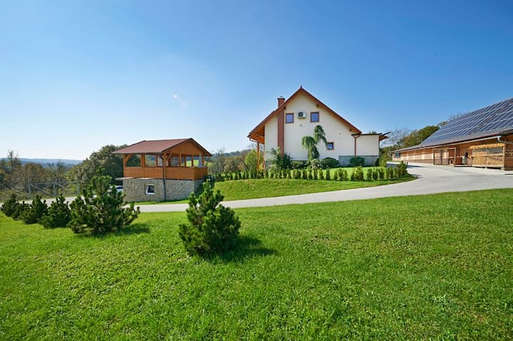 4BD farmhouse, pool-Rogla-Rogaška