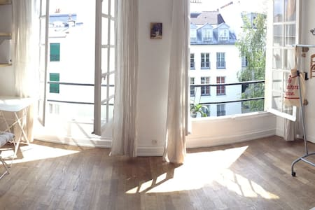 Charming Studio in Marais