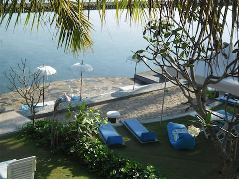 Pool-AC-Zimmer @ Aquaria Eco Resort, Bali