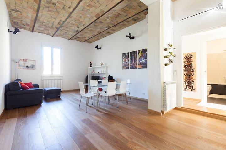 Modern silent APARTMENT for 2 people - Roma - Apartamento
