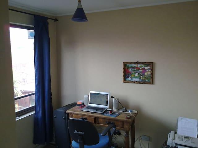 Separate Room with bed Santiago - Peñaflor - Casa