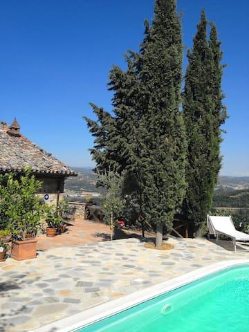 Villa St. Ubaldo - Umbertide-Umbria - Umbertide - Casa de camp